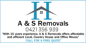 *A & S Removals - Moving Secret Harbour Rockingham