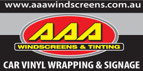 *AAA Windscreens & Tinting -  Car Wrapping Rockingham