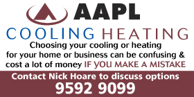 *AAPL Air Conditioning - Heating Rockingham