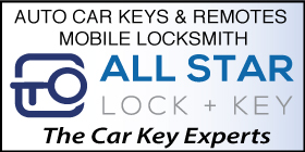 All Star Lock & Key - THE CAR KEY EXPERTS ROCKINGHAM 24 HR CALL OUT