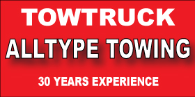 *All Type Towing - Phone 9528 3752 - Towing Rockingham