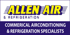 *Allen Air & Refrigeration - Phone 9524 6534 - Fridge, Freezer Repairs and Service Port Kennedy, Rockingham