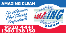 *Amazing Clean Rockingham - Blind Cleaning and Repairs Rockingham
