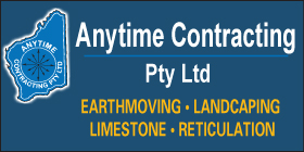 *Anytime Contracting Pty Ltd - 0400 227 455 - Garden Services,  Mandurah Rockingham