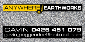 *Anywhere Earthworks - Ph 0426 451 079 - Fencing Shoalwater Rockingham