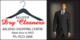 *Baldivis Dry Cleaners - Ph 9523 2688 - Laundry Services Baldivis