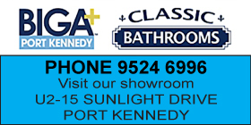 *Appearance Cabinets - Phone 9524 5283 - Cabinetmakers Port Kennedy