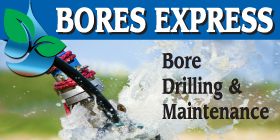 *BORES EXPRESS - WATERBORE SPECIALISTS EMERGENCY CALL OUTS 24/7