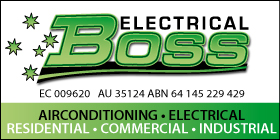 *Boss Electrical - Phone 0430 972 445 -  Electricians Rockingham
