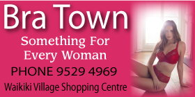 *Bra Town - Waikiki Lingerie and Swimwear Boutique Rockingham