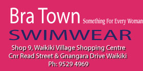 *Bra Town and West Coast Swimwear - Waikiki Swimwear Rockingham