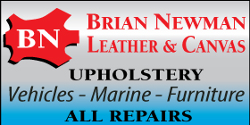 *Brian Newman Leather And Canvas - Phone 9439 6362