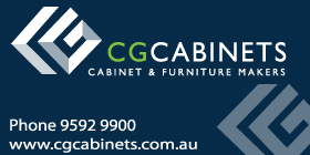 *CG Cabinets - Phone 9592 9900 - Cabinetmakers Rockingham