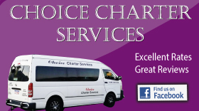 *Choice Charter Services - Wheelchair Access Transport Rockingham - Ph 0419 195 388
