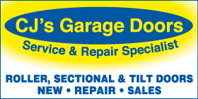 *CJ's Garage Doors - 0413 547 321 - Garage Doors Rockingham