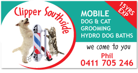 *Clipper Southside  - Pet Grooming Rockingham