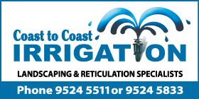 *Coast to Coast Irrigation - Landscaping Port Kennedy Rockingham