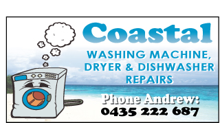 *Coastal Washer and Dryer Repairs  Dryer Repairs Mandurah
