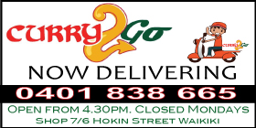 Curry2Go Curry Takeaways - Home Deliveries - Online Menu - QUOTE RMK for 10% OFF YOUR ORDER
