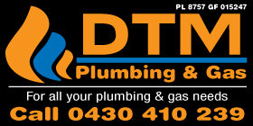 *DTM Plumbing and Gas - Phone 0430 410 239 - Hot Water Rockingham
