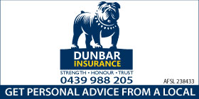 *Dunbar Insurance - House and Motor Insurance Rockingham