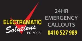 Electramatic Solutions ROCKINGHAM ELECTRICIANS 24 HR EMERGENCY CALLOUT