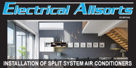 *Electrical Allsorts - Heating and Air Conditioners Split Systems Rockingham Baldivis Port Kennedy