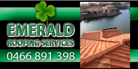 *Emerald Roofing Services - Ph 0466 891 398 - Roofing Mandurah