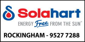 *AUTHORISED SOLAHART DEALER ROCKINGHAM - *ENERGY HOUSE ROCKINGHAM - YOUR LOCAL SOLAR HOT WATER SPECIALISTS ROCKINGHAM