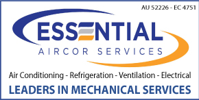 *ESSENTIAL AIRCOR SERVICES  - WE DELIVERY A QUALITY SERVICE WITHIN BUDGET ON TIME EVERY TIME!