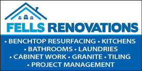 *Fells Renovations - Kitchen Benchtop Resurfacing Rockingham