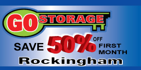 *Go Storage - Storage Units Rockingham