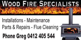 *Greg Hounslow - ROCKINGHAM WOOD FIRE SPECIALISTS FOR OVER 30 YEARS