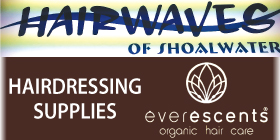*Hairwaves of Shoalwater - Hairdressing Supplies Shoalwater Rockingham