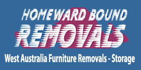 *Homeward Bound Removals - Phone 0414 592 341 - Storage Rockingham