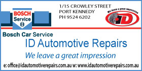 *ID Automotive Repairs - Motor Vehicle Repairs Port Kennedy Rockingham