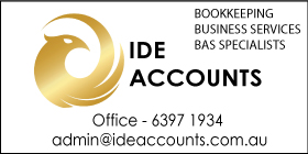 *IDE ACCOUNTS - BAS Agents and Bookkeeping Rockingham Kwinana Mandurah