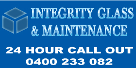 *Integrity Glass - Phone 0400 233 082 - Bifold Doors Glass Rockingham