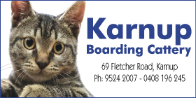 *Karnup Boarding Cattery - Cattery Rockingham Karnup  PRICE LIST AND BOOKING FORM ONLINE - FAMILY OWNED AND OPERATED
