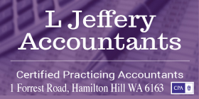 *L Jeffery Accountants - Phone 9335 9788 Tax Accountants Hamilton Hill
