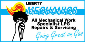 *Liberty Mechanics - Motor Vehicle Repairs Rockingham