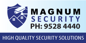 *Magnum Security - Phone 9528 4440 - Security Alarms and Cameras Rockingham