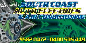 *Mandurah's South Coast Auto Electrics - Motor Vehicle Repairs Mandurah