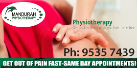 *Mandurah Physiotherapy - Phone 9535 7439