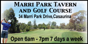 Marri Park Tavern and Golf Course - OPEN 7 DAYS A WEEK