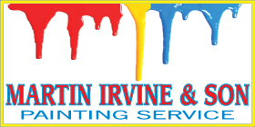 *Martin Irvine and Son Painting Service - Decorating and Painting Rockingham