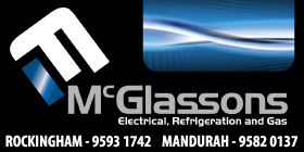 *McGlassons Electrical, Refrigeration and Gas - Phone 9593 1742 - Appliance Repairs Rockingham