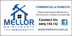 *Mellor Maintenance Services - Phone 0416 174 112 - Property Maintenance Cooloongup Rockingham