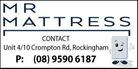 *Mr Mattress - CUSTOM MADE MATTRESSES ROCKINGHAM FAMILY OWNED & OPERATED