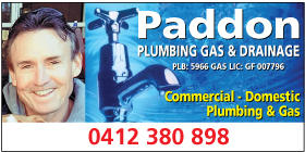 *Paddon Plumbing & Gas - Phone 0412 380 898 - Gas Services Port Kennedy Rockingham